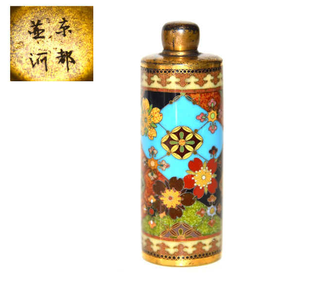 並河靖之作品から感じる日本の美と技