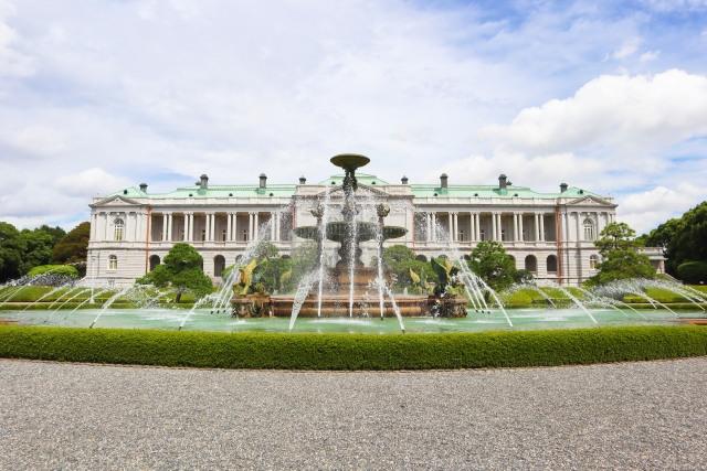 迎賓館赤坂離宮で濤川惣助の最高傑作に触れる